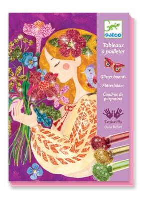 PROMO - Sable glitter: le parfum des fleurs