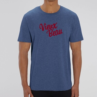 T-Shirt homme Vieux Beau