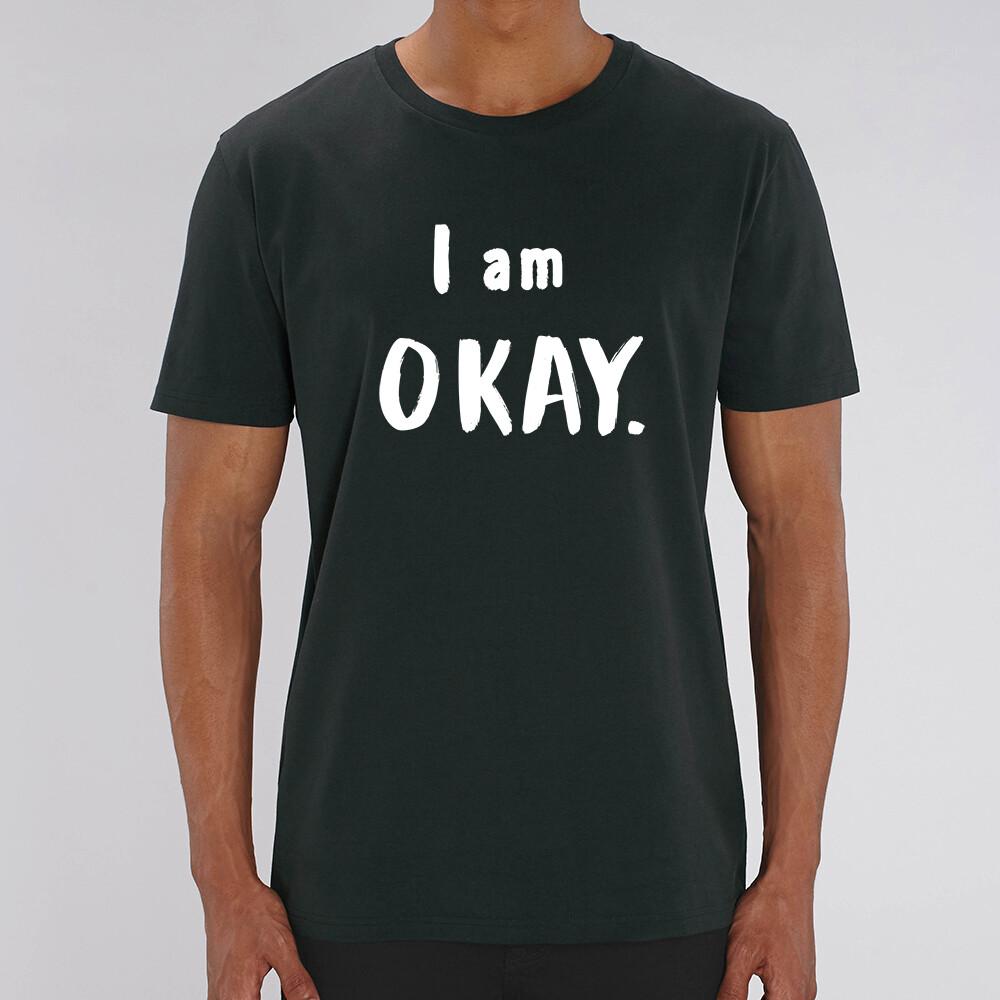 T-Shirt homme I am Okay ♥️