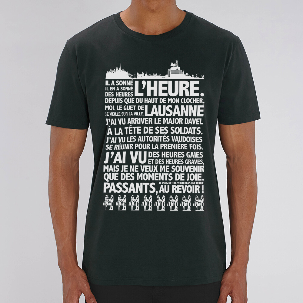 T-Shirt homme Place de la Palud ♥️