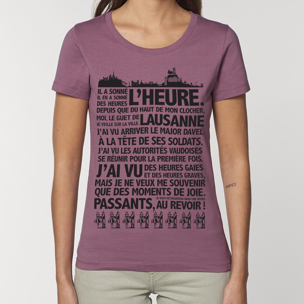 T-Shirt Particules Femme - Place de la Palud ♥️