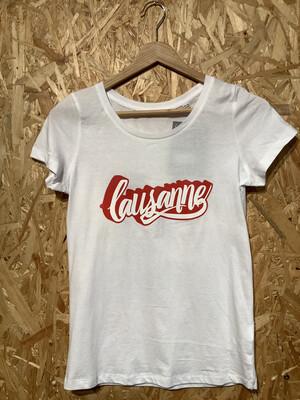 T-Shirt Femme Lausanne