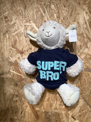 Body bébé Super bro !