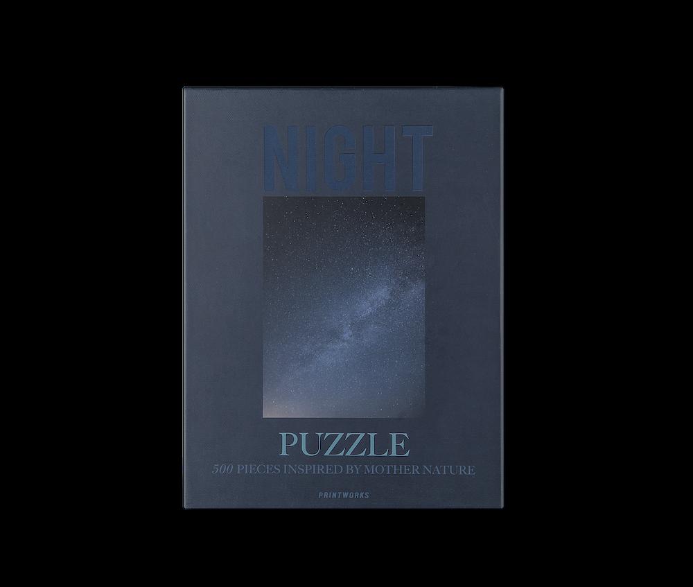 Puzzle 500 pièces - Night