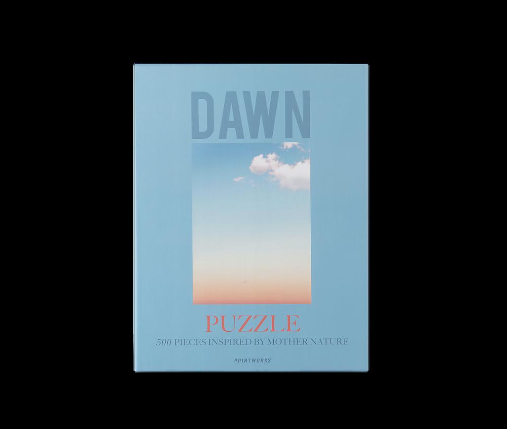 Puzzle 500 pièces Dawn