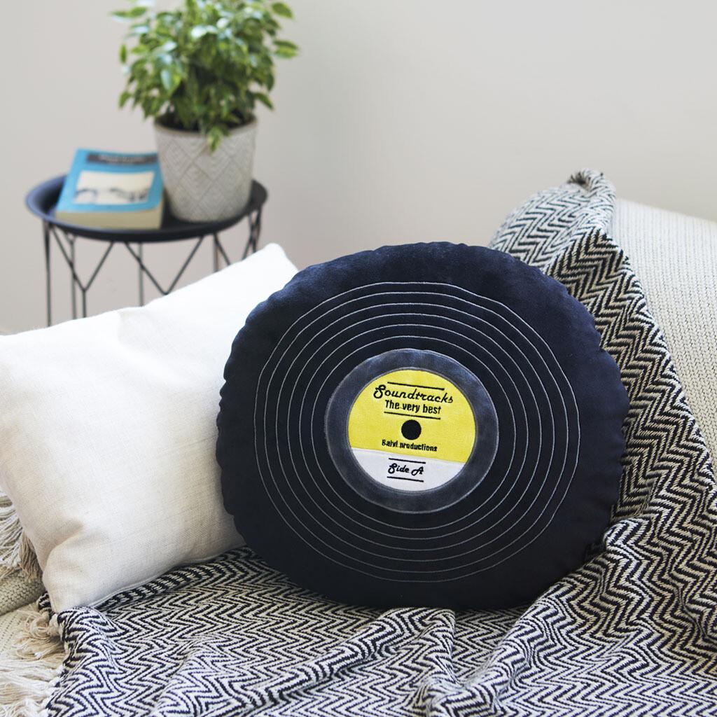 Coussin vinyle