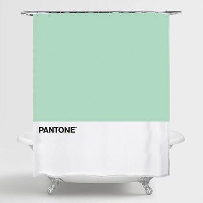 Rideau de douche Pantone