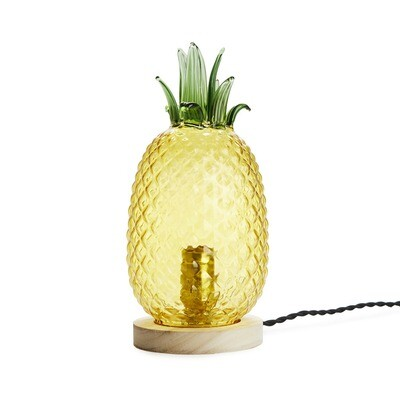 Lampe à poser ananas