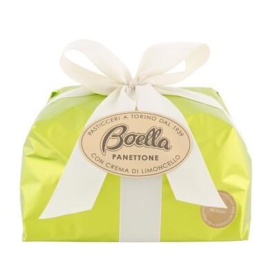 Panettone crème de Limoncello
