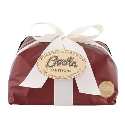 Panettone crème ou pépites de chocolat?