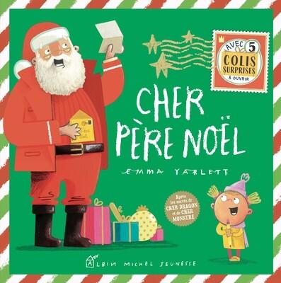 Livre enfants - Cher Père Noël