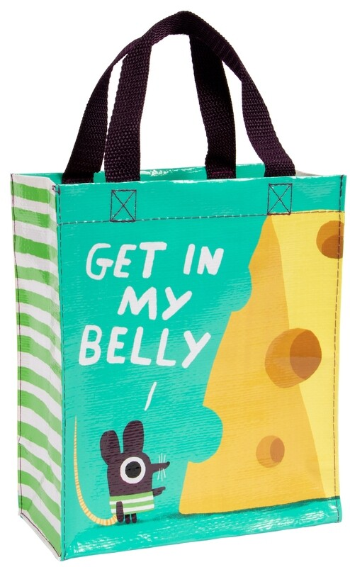 Petit Tote Bag Pic-nique Get In My Belly