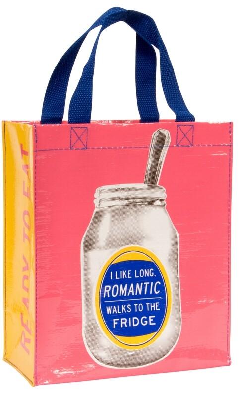 Petit Tote Bag Pic-nique Romantic walks