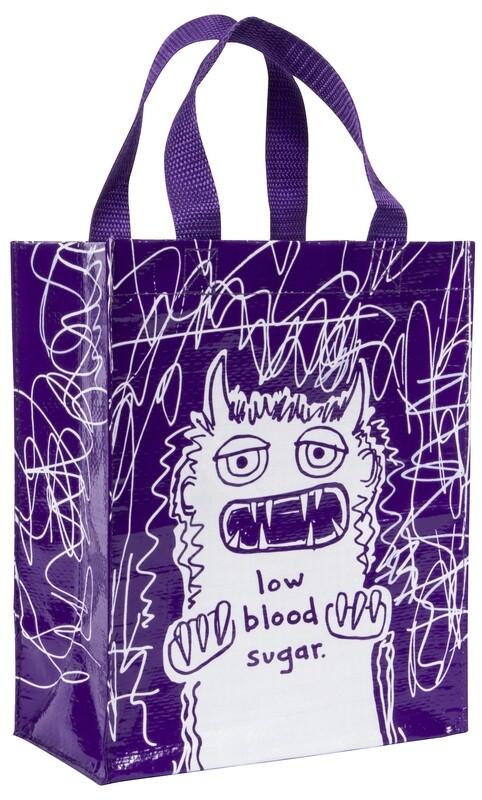 Petit Tote Bag Pic-nique Low Blood Sugar