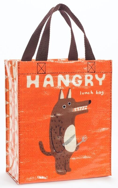Petit tote bag pic-nic Hangry bag ♥️