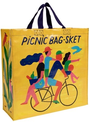 Sac shopper Picnic Bag-Sket