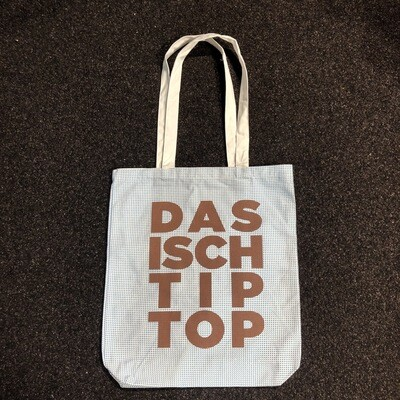 Tote bag Cully Cully  Das Isch tip-top