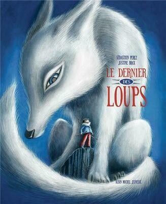 Livre enfant -   Le dernier des loups