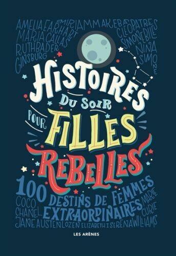 Livre enfant - Histoires du soir pour filles rebelles T1 & 2