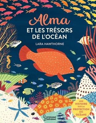 PROMO - Livre enfant - Alma & le trésor de l'océan
