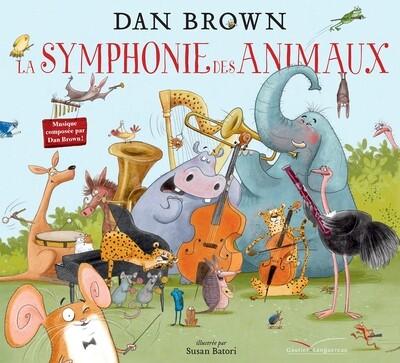 Livre enfant -  La symphonie des animaux