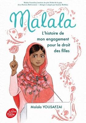 Livre ado - L'histoire de mon engament pour le droit des filles