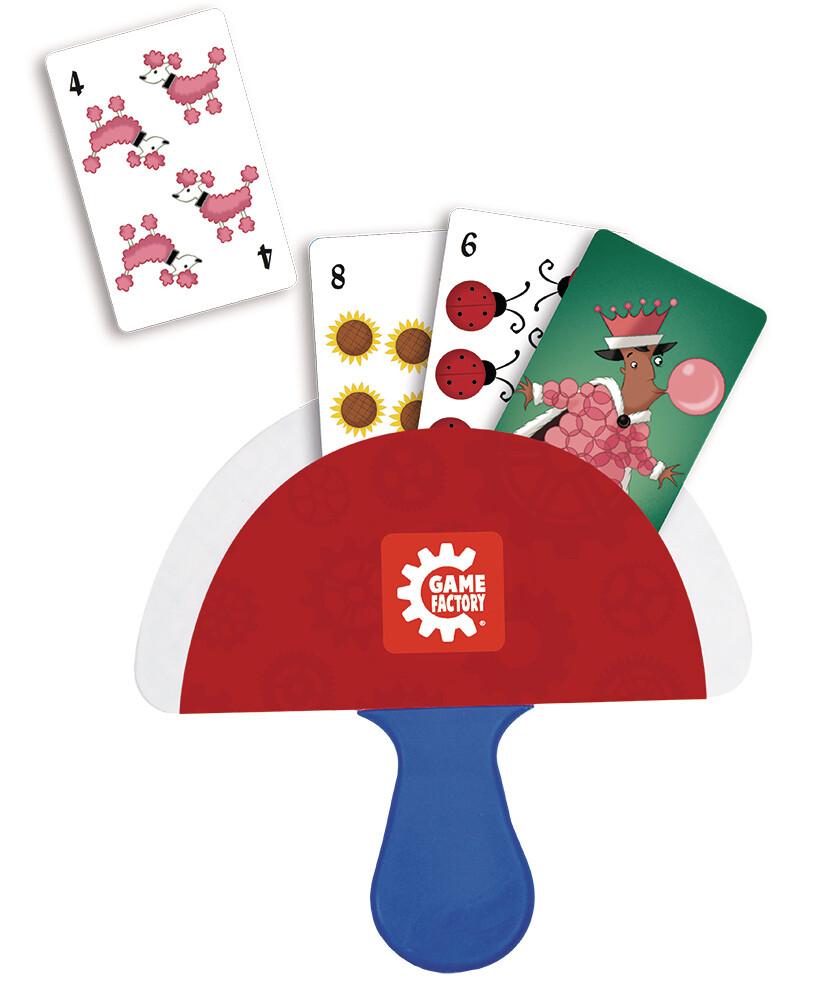 Accessoire pour tenir les cartes lors d'un jeu de carte