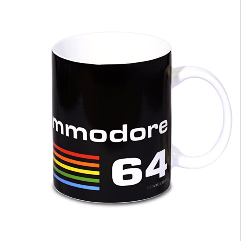 Mug Commodore 64