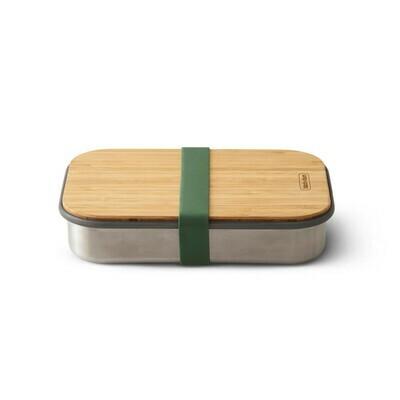 La lunch box inox & bambou