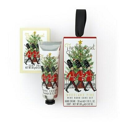 Set de Noël savon et crème pour les mains