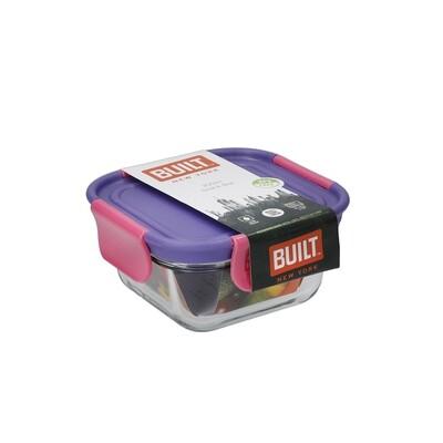 Petite lunch box snack en verre 300ml
