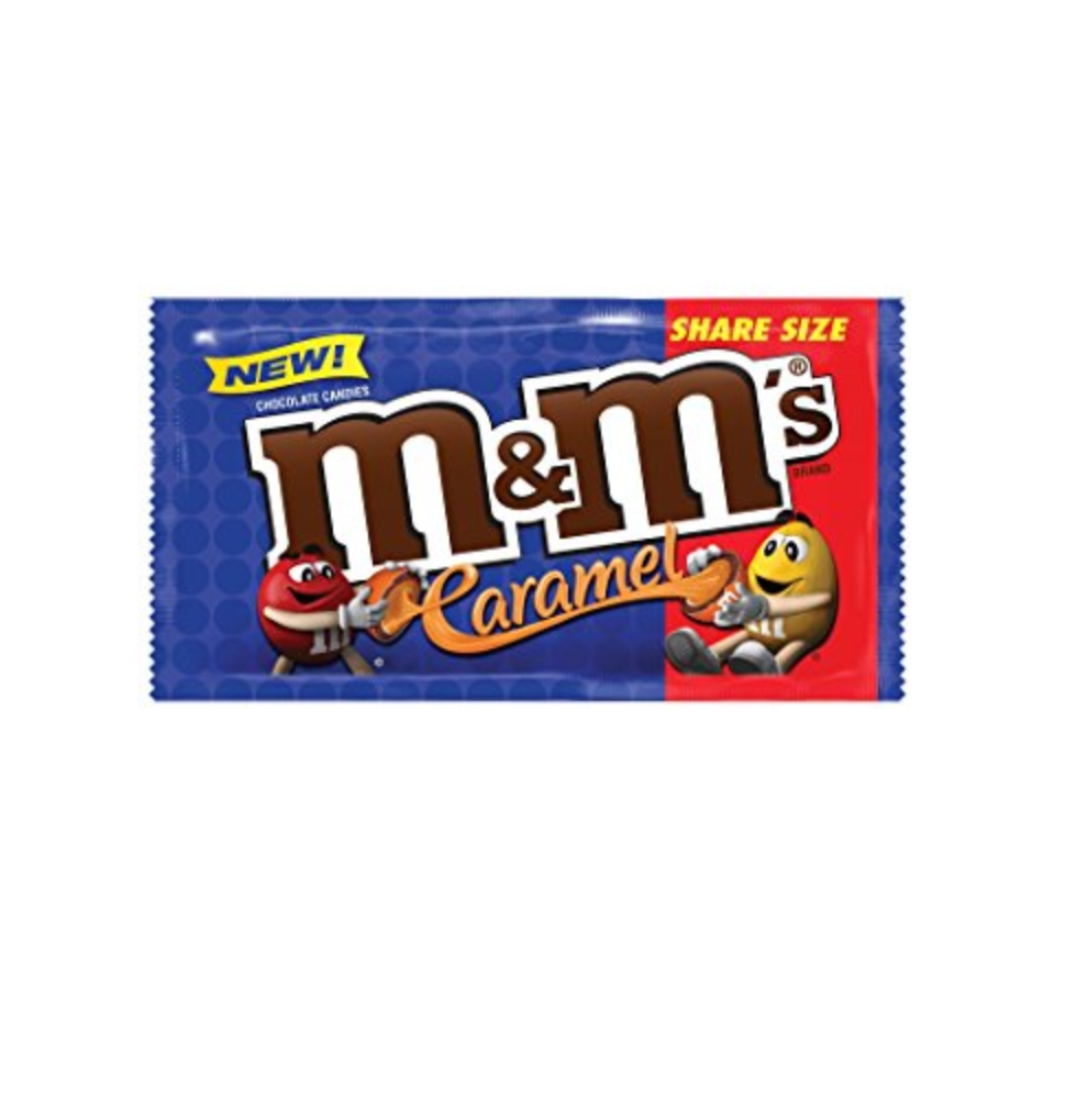 M&M'S Caramel king size 80g