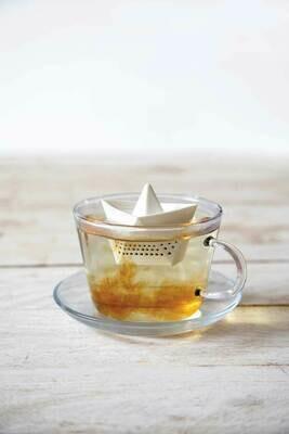 Infuseur à thé bateau en papier