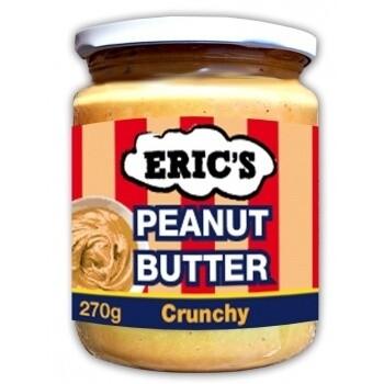 Beurre de cacahuètes croquant 270 g