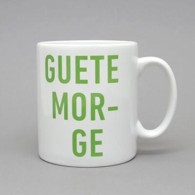 Mug CullyCully Guete Morge