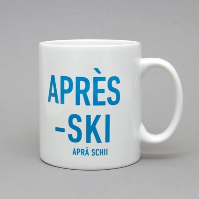 Mug CullyCully Après Ski