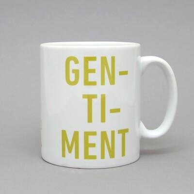 Mug CullyCully  Gentiment
