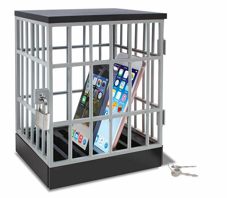 Prison pour smartphones