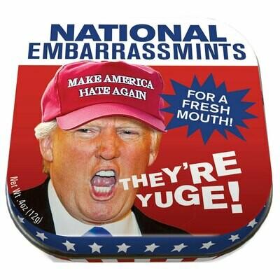 Bonbon Trump - National embarrassmint