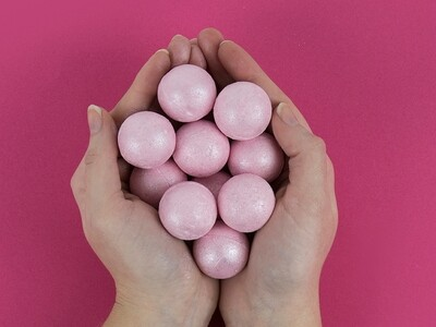 Bombes de Bain Rosées ❤️
