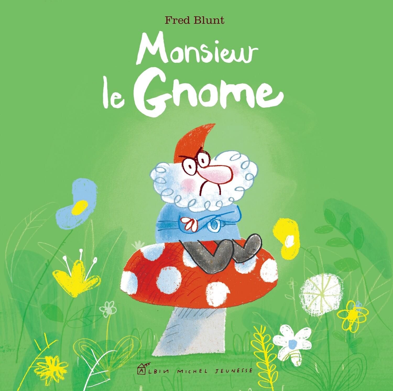 Livre enfant - Monsieur le Gnome   ♥️
