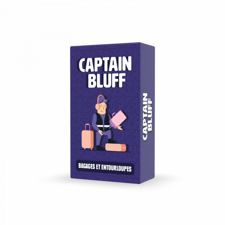Jeu de société -  Captain Bluff