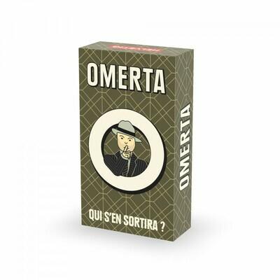 Jeu de société -  Omerta