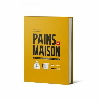 Livre cuisine - Pain maison