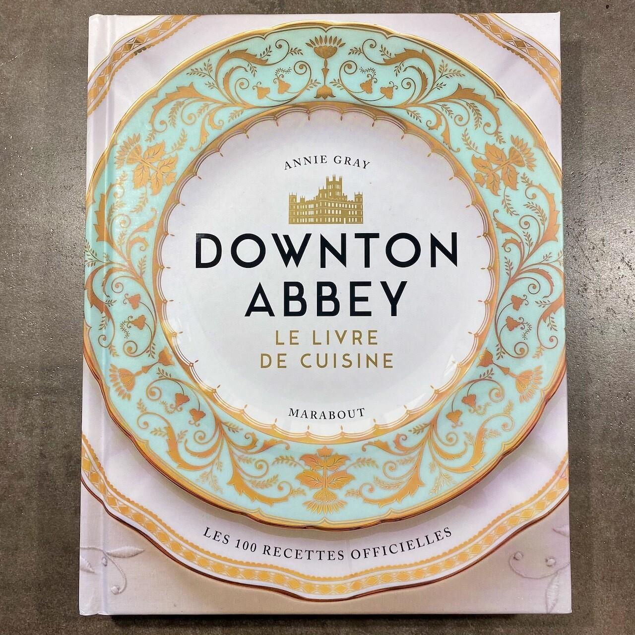 Livre cuisine - La cuisine de Downton Abbey ♥️