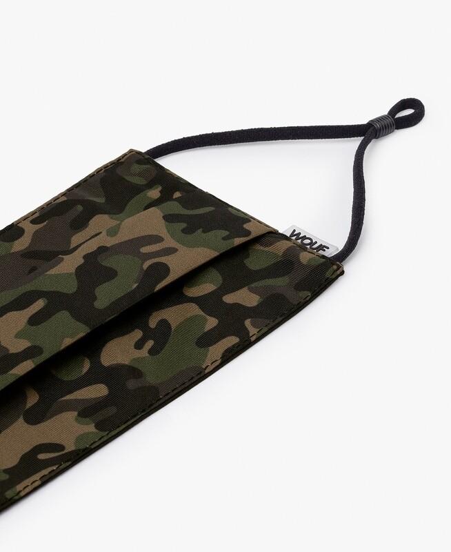Masque Camouflage