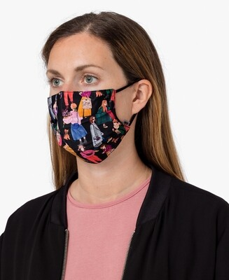 Masque Girls ❤️