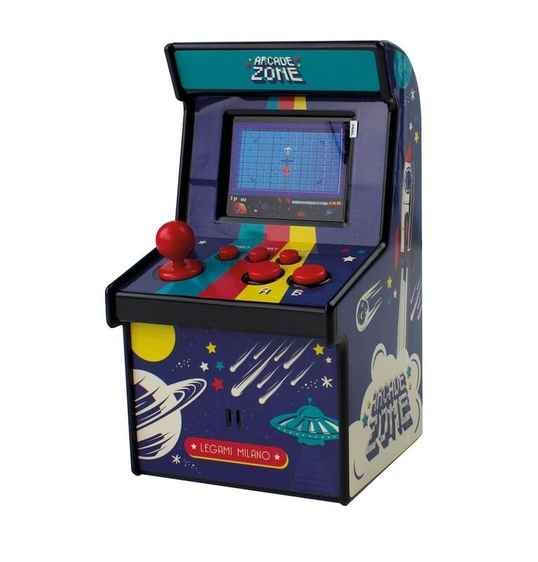 Mini arcade jeu vidéo - 240 jeux