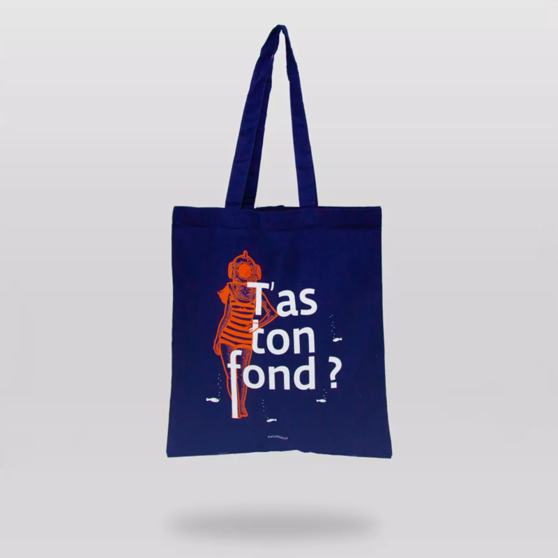Tote bag CullyCully T'as ton fond ?