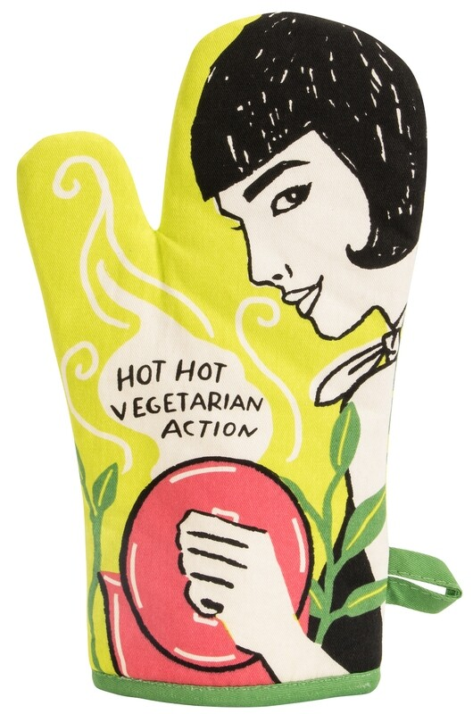 Manique Hot hot vegetarian action